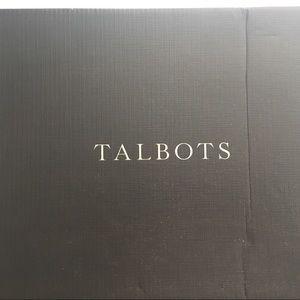 Talbots Shoes - Talbots royal blue strappy heels